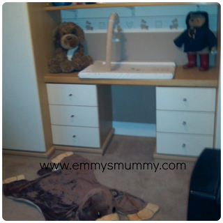 Project big girls room - before