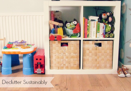 Declutter Sustainably