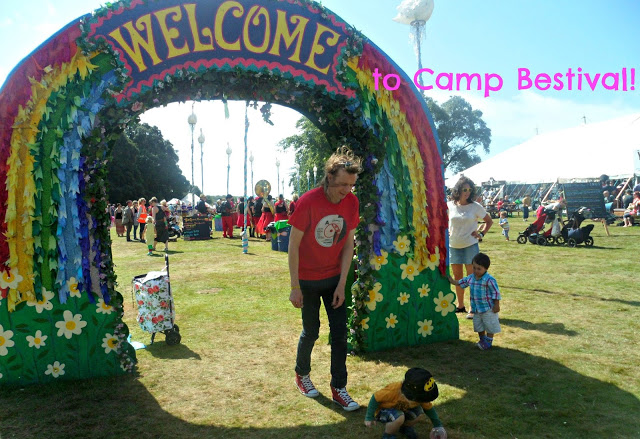 Camp Bestival - Probably the best family festival in the world....