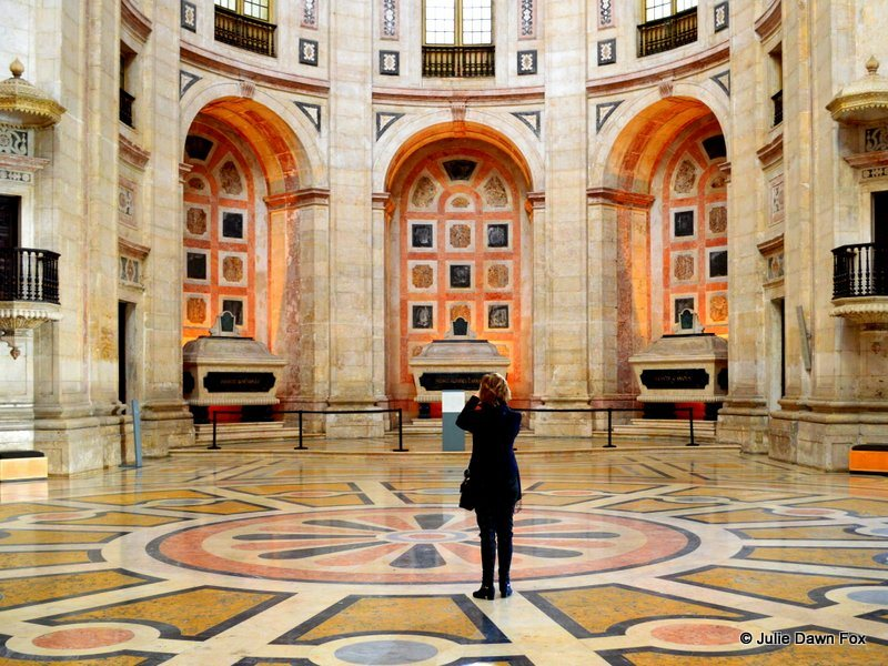 There's more to Lisbon's National Pantheon than celebrity tombs