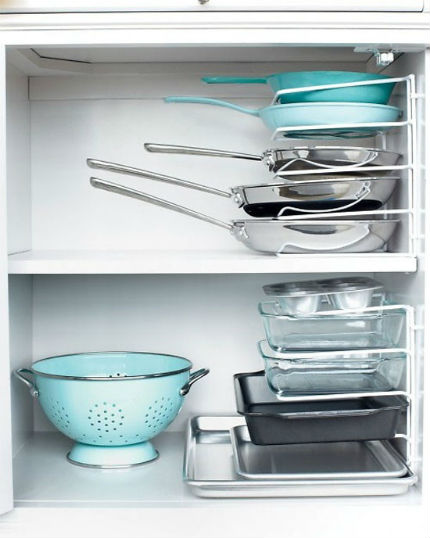 Most inventive home storage and organisational solutions
