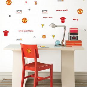Kick off the Football Season with Wall Stickers