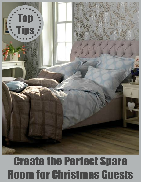 Christmas Home: Create the Perfect Spare Room