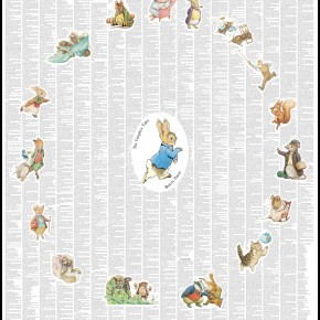 Celebrate World Book Day with Kids Wall Stickers
