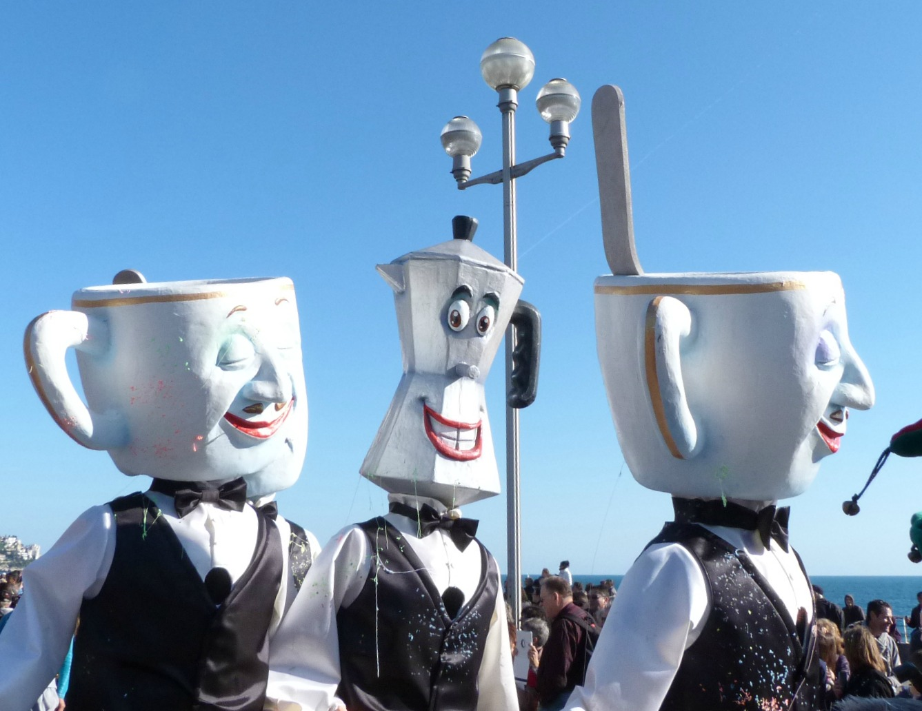 Nice Carnival 2014 - a photo essay - The Lou Messugo Blog