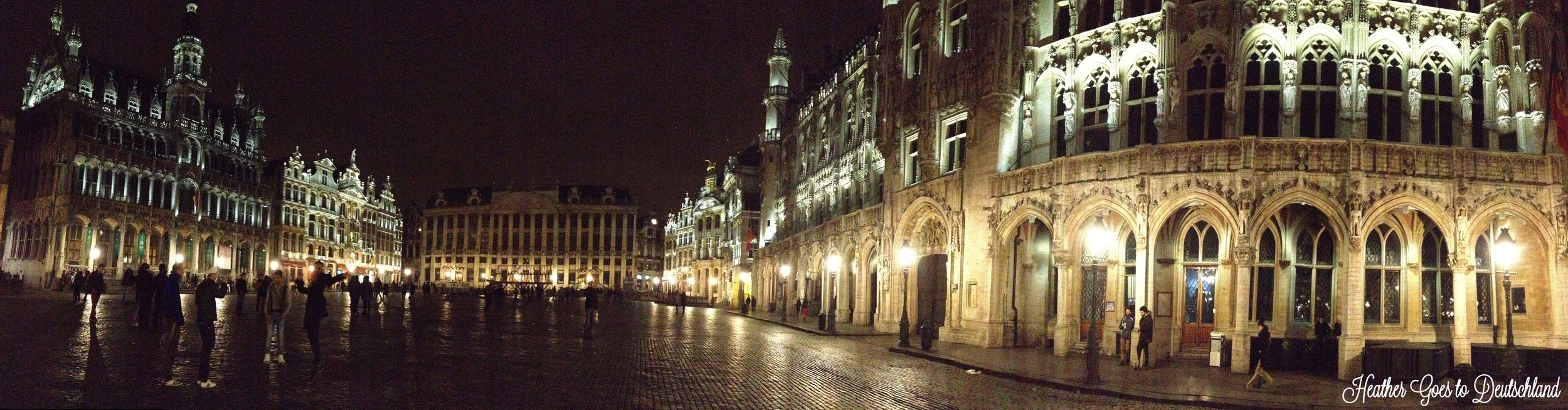 Heather Goes to Deutschland: 5 Thoughts I Had While in Brussels