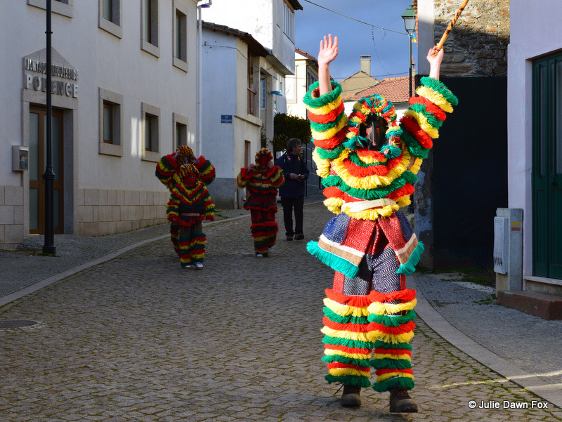 The devilish caretos of Podence: A Portuguese tradition with bells on