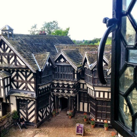 Photo-journal: High tea at Little Moreton Hall