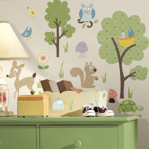Why Animal Wall Stickers?