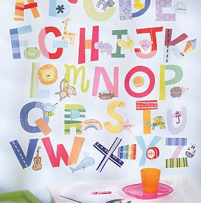 Go Back To School with Kids Wall Stickers