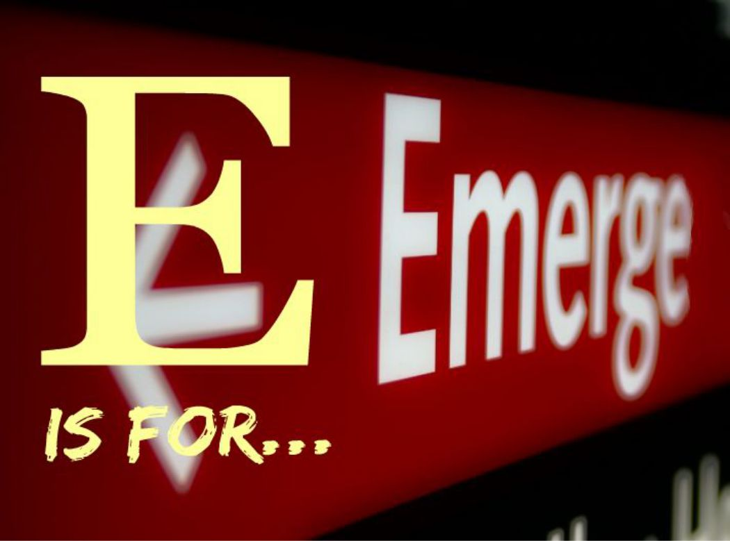 A-Z of Canada: E is for Emerge - Expatlog