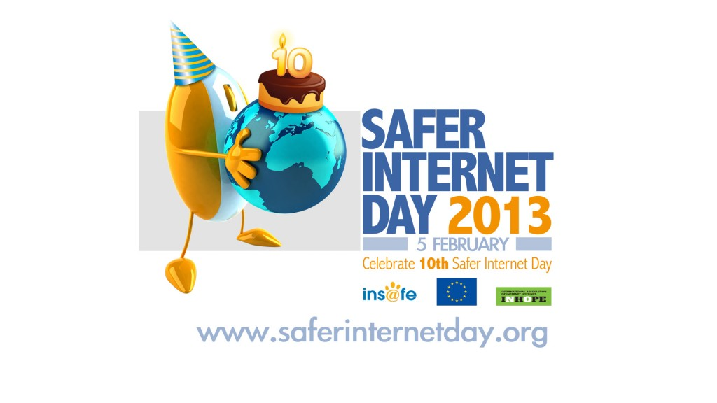 Safer Internet Day Feb 5th 2013