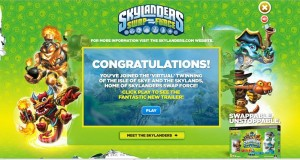 SkylandersSWAPForce twinned with the Isle of Skye