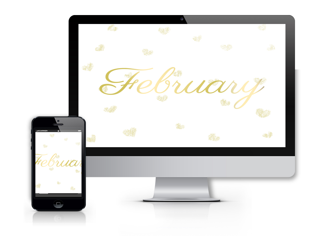 February Wallpaper For You