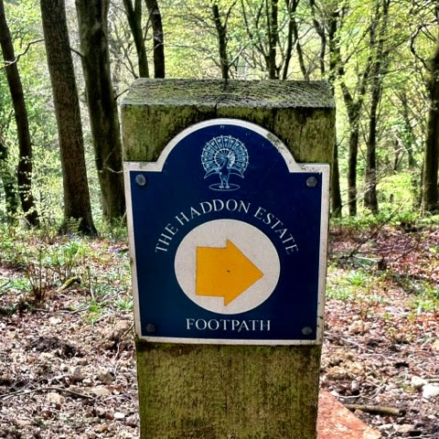 Photo-journal: Beeley to Bakewell by foot (but back by bus!)