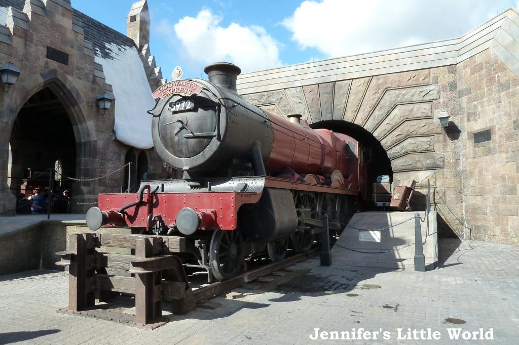The Wizarding World of Harry Potter, Islands of Adventure, Orlando