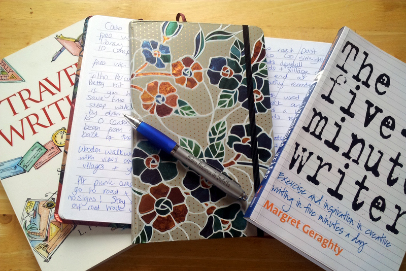 W is for Writing and becoming a freelance writer