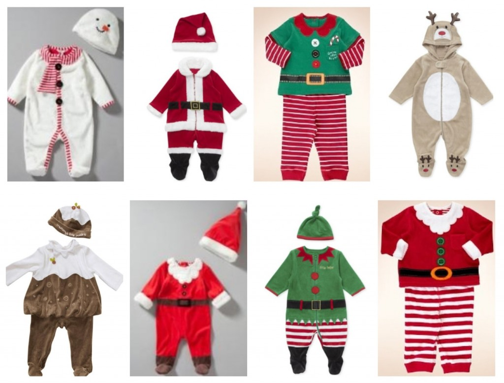 Christmas costumes for children