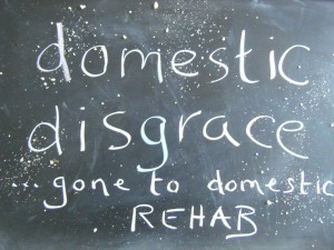 Welcome to Domestic Disgrace!