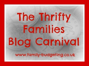 The Thrifty Families Blog Carnival (November)