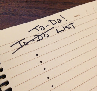 The Top Ten Lists you SHOULD be writing...