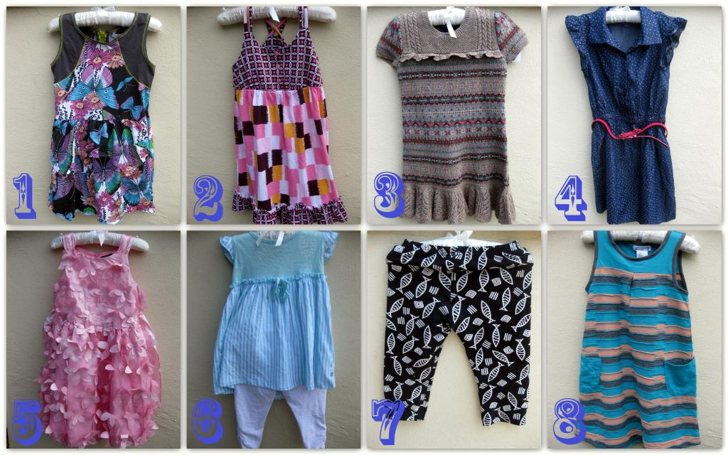 Masses of Dresses! A T.K. Maxx Kids Clothes Review