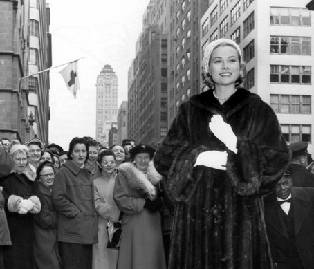 Grace Kelly – where did you get your coat? #Fashion