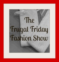The Frugal Friday Fashion Show Linky #4