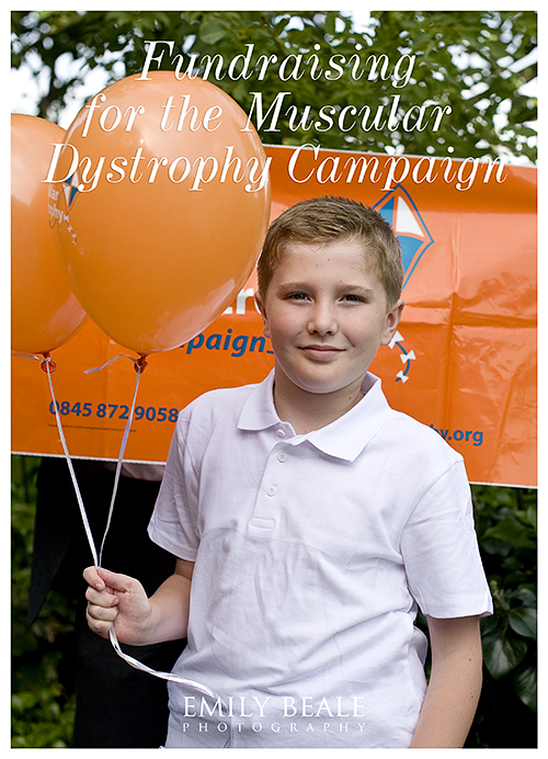 Fundraising for the Muscular Dystrophy Campaign » Emily Beale Photography