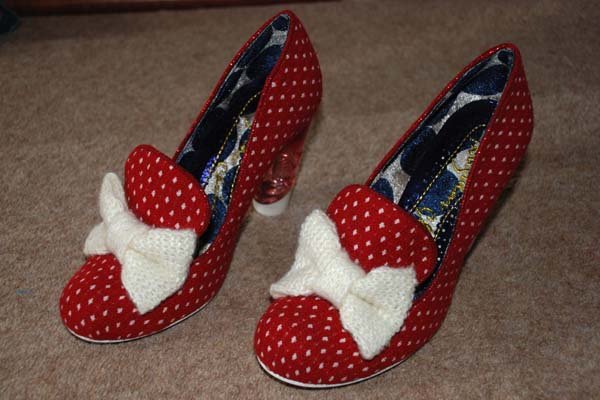 Shoesday Tuesday - Spotty Love