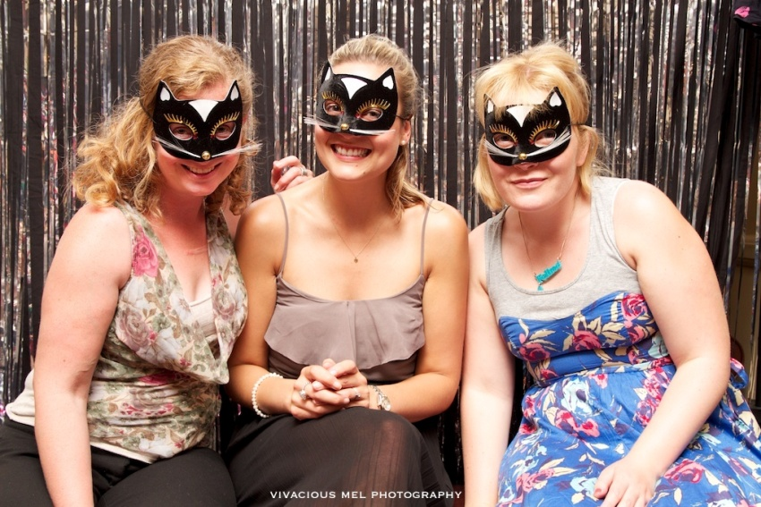 How I Partied – Fe-line/Fishes Girls' Night - A real party submission