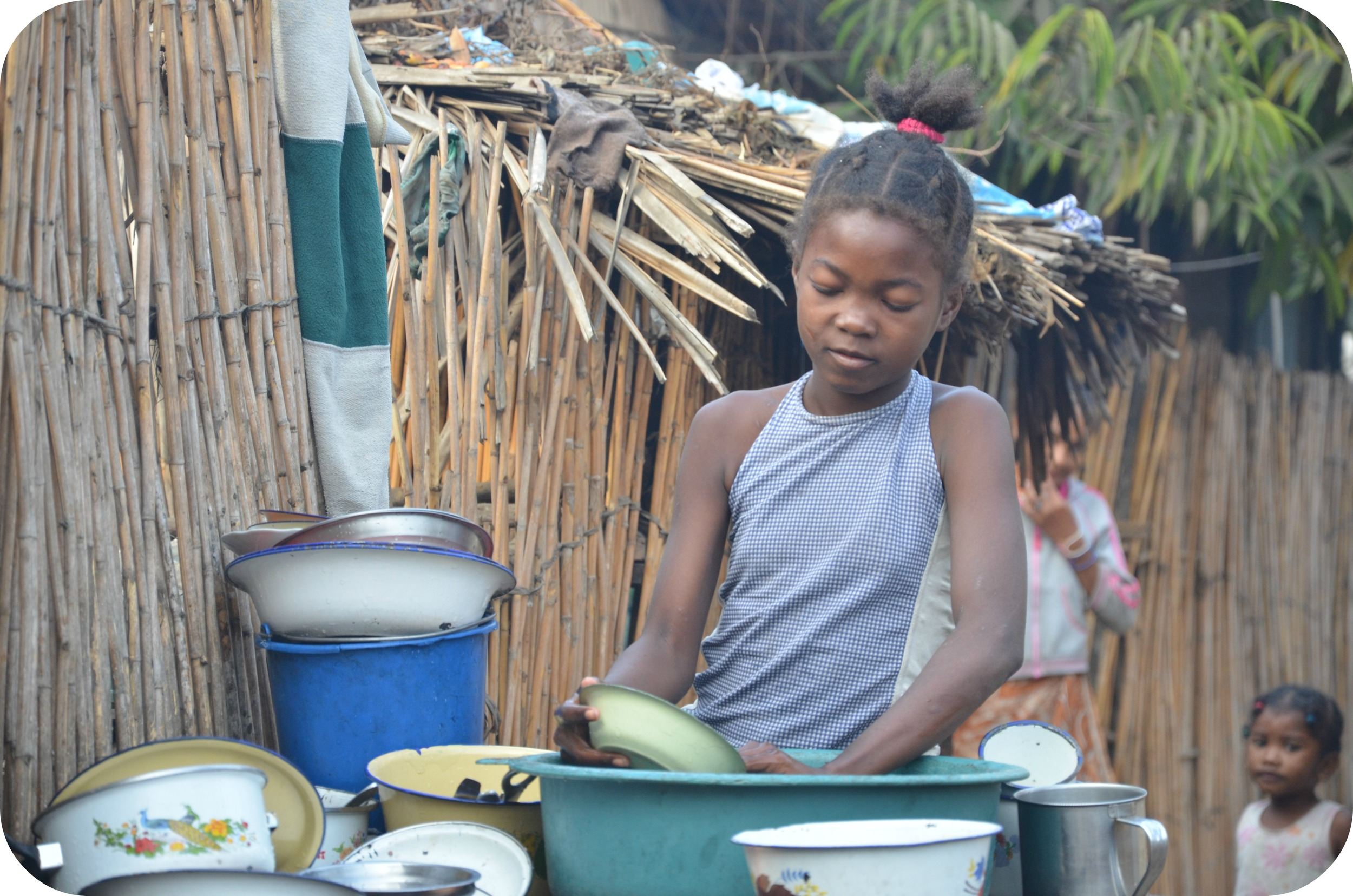 A child's right to clean water