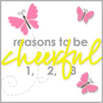 Reasons to be Cheeful - End of season edition!