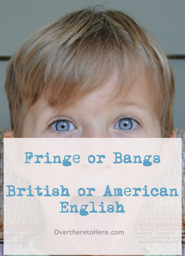 A British or American Tale