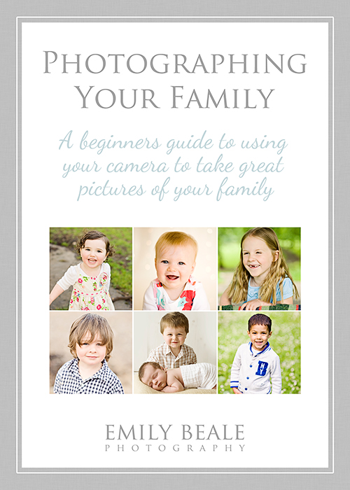 Emily Beale Photography - ISO & Aperture Cheat Sheets