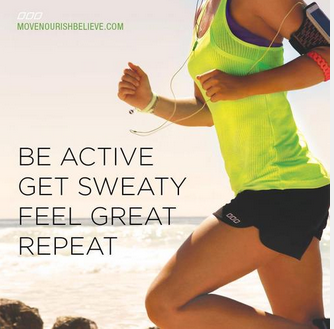 Health Part 2: Get Up and Move!
