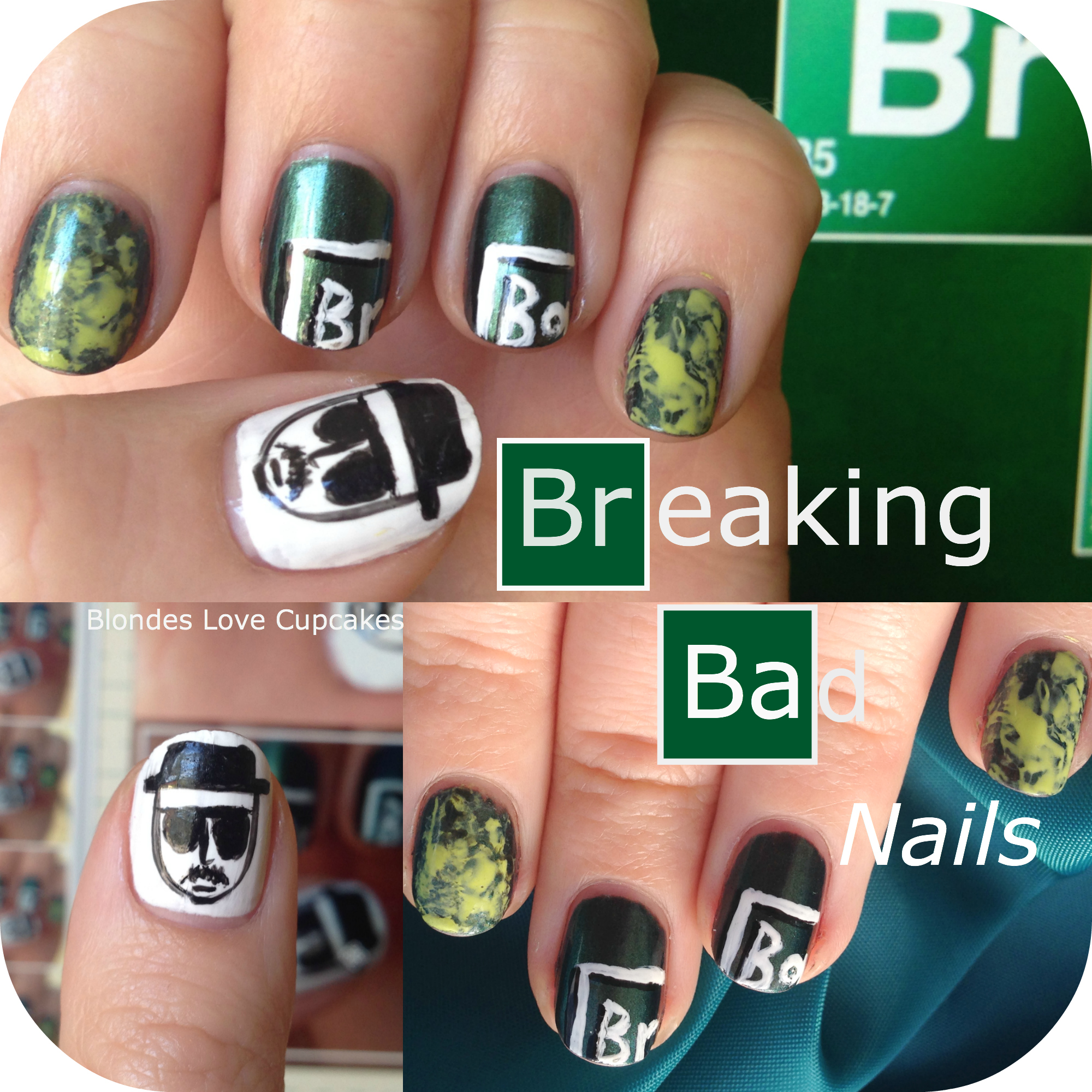 Breaking Bad Finale Nails