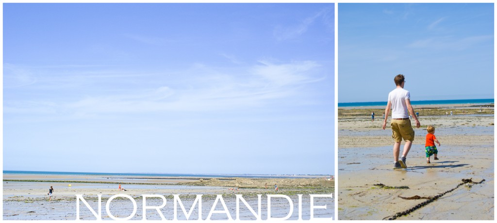 Family Holiday in Normandie