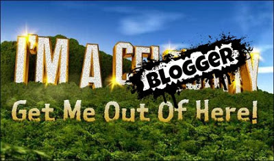 I'm a blogger, get me out of here!