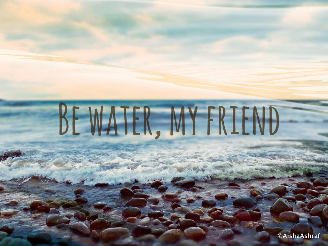 Shoot & Quote: Intangible Water - Expatlog