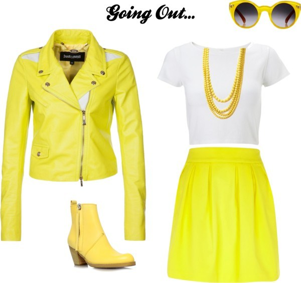 Put some yellow in your life