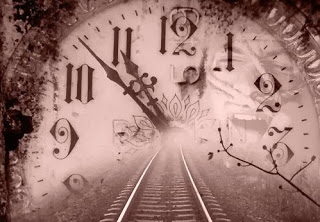 Time Travel, Steampunk, Future Anxiety