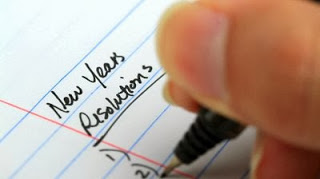 New year's resolutions? Not for me!
