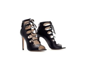 Heels Review: Lace Up Love with Zara