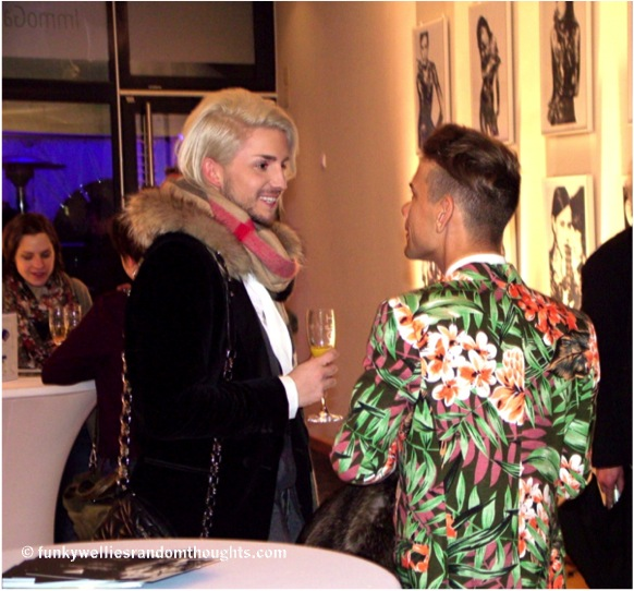 Fashion Icons - Vernissage Felix Jung Photography Berlin