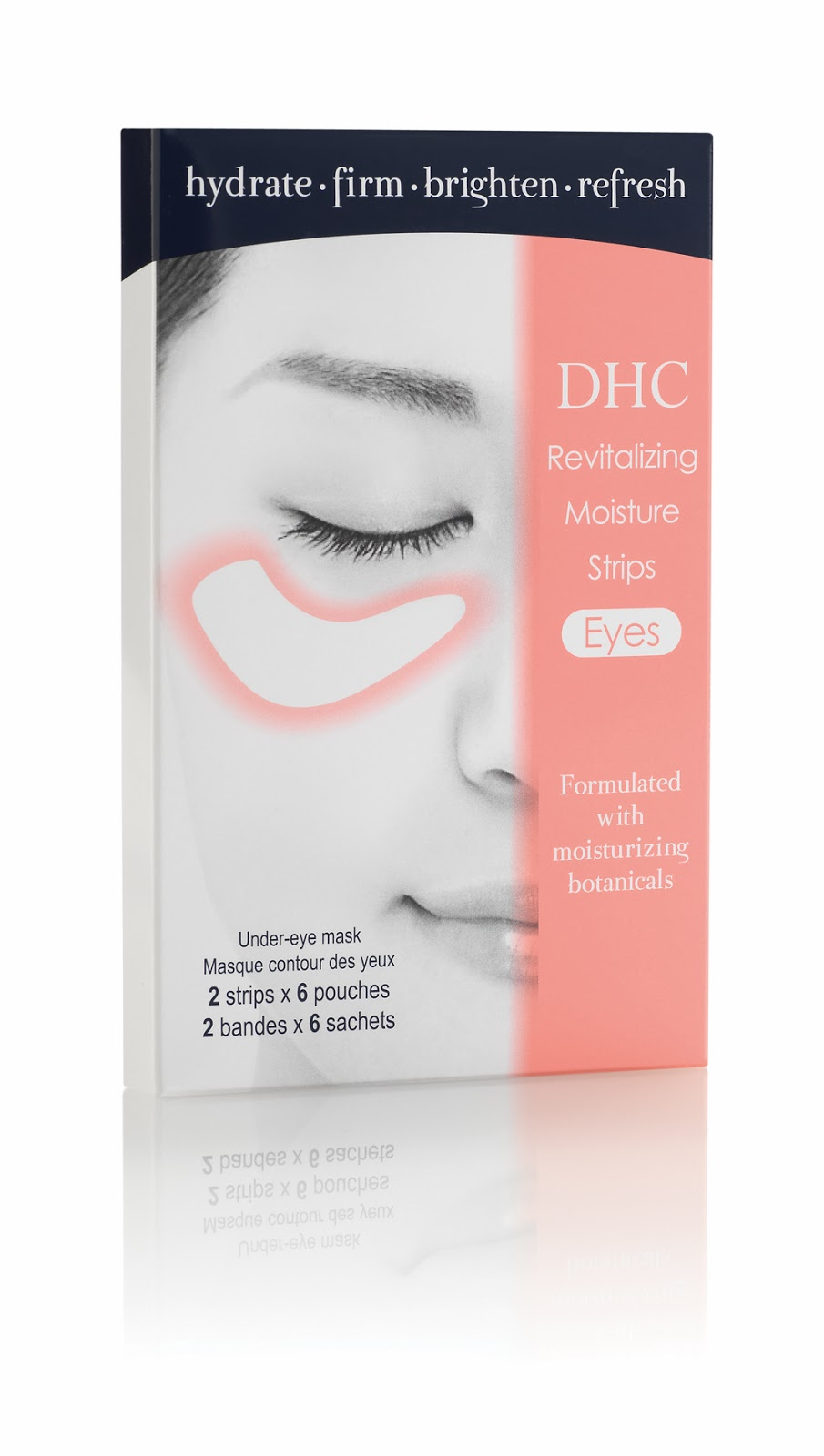 DHC Revitalizing Moisture Strips – Eyes
