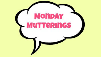 Monday Mutterings - dentists, butchers, and independence.