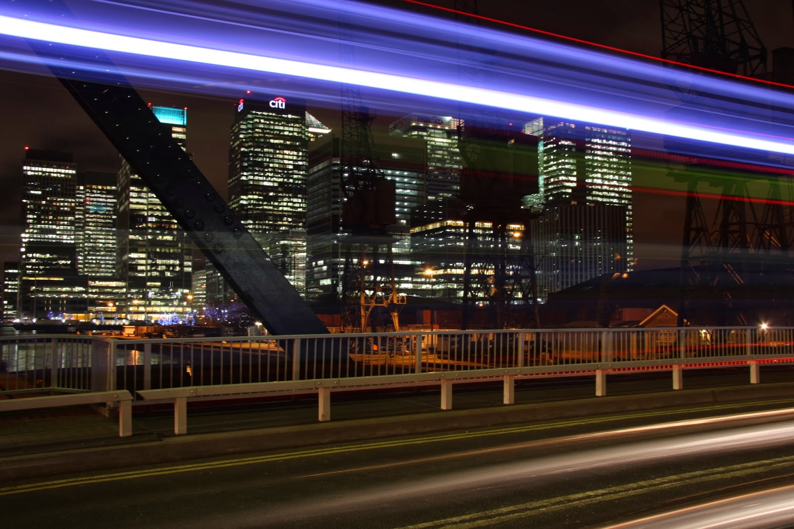 D is for Docklands