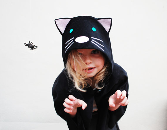 Miaow! Win a fab cat cape from Wild Things