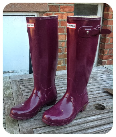 Shoesday Tuesday - Wonderful Wellies